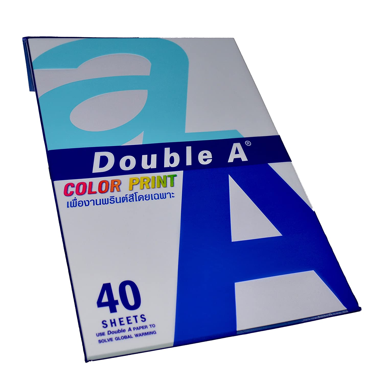 A4 Premium Printer Paper - 40 Sheets - Imported from