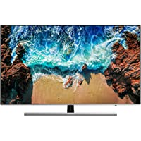 "Samsung UE75NU8000T 75""/189 cm  4K Ultra HD Smart TV Wi-Fi Nero, Argento"