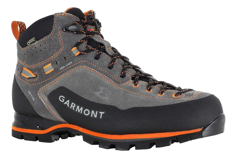 Garmont Vetta GTX Mid Cut schuhe Men Dark grau Orange 2019 Schuhe
