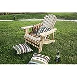 Amazon Com Castlecreek Oversized Adirondack Chair 400