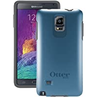 OtterBox Symmetry Case suits Samsung Galaxy Note 4 - Blue / Slate Grey
