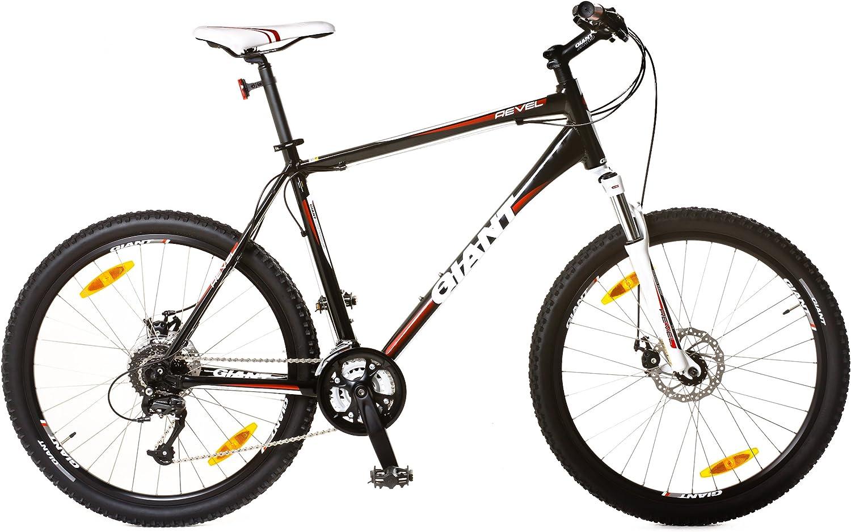 Giant Revel 3 - Bicicleta de montaña de hombre de 56 cm, 3 discos ...