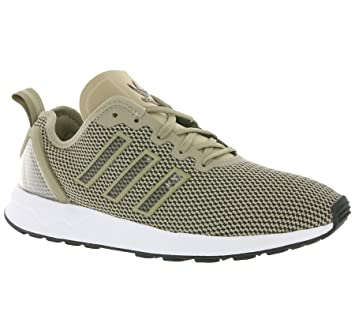 buy popular a690c 7a9ac adidas Originals ZX FLUX ADV Chaussures Mode Sneakers Homme Marron