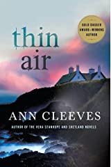 Thin Air: A Shetland Mystery Kindle Edition