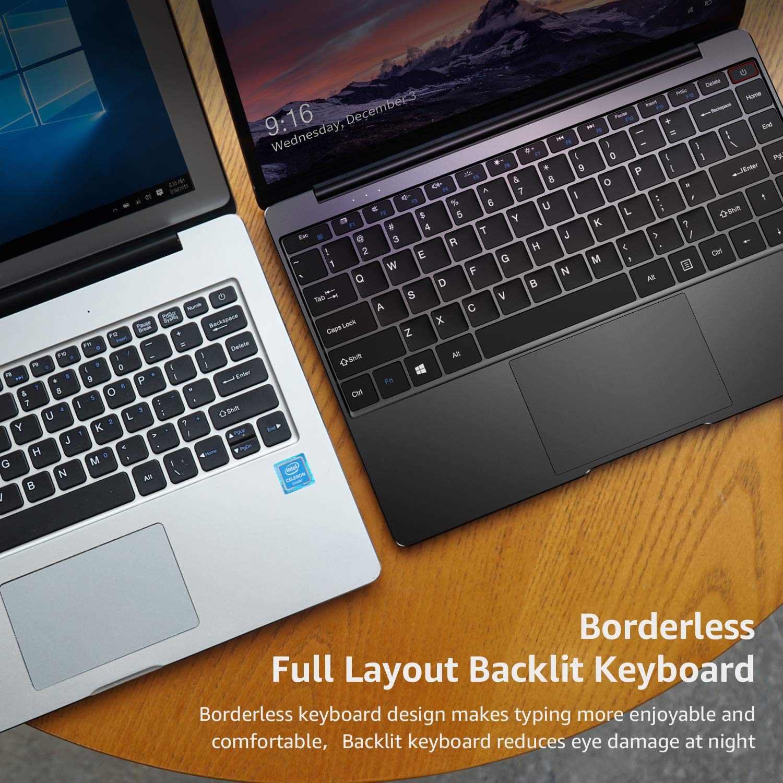 CHUWI AeroBook Ordenador Portatil Ultrabook 13.3 Pulgadas Win 10 Intel Core M3 6Y30 8GB RAM 256GB SSD 1920 * 1080 Type c M.2 HD Video Port 38Wh 2.4/5G ...