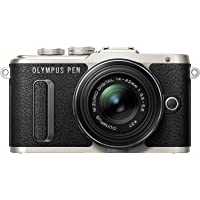 Olympus PEN E-PL8 16.1MP Mirrorless Digital Camera w/14-42mm Lens
