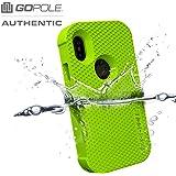 GoPole Bobber 手机壳 - iPhone X 救生手机壳 - 绿色 (852895006205)