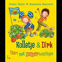 Taart met zomerkoninkjes (Kolletje & Dirk)