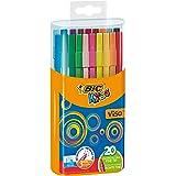 BIC Kids Visa Colouring Pens 20 Box