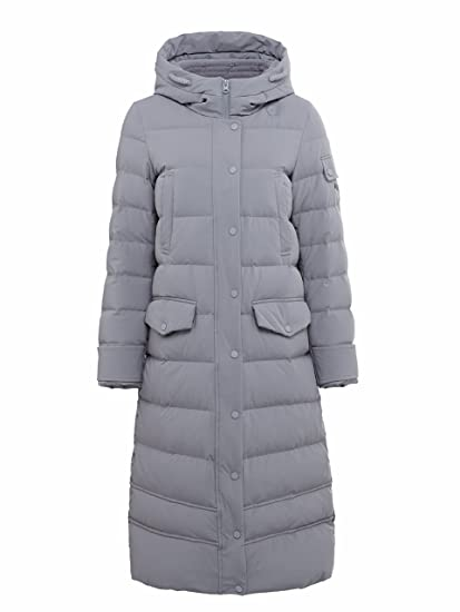 Bosideng Women Full Length Down Parka- Cosy and Protective - Perfect for  Chilly Days ( ee4d88c5fe