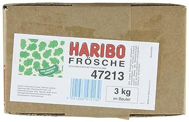 Haribo frosche kuchen