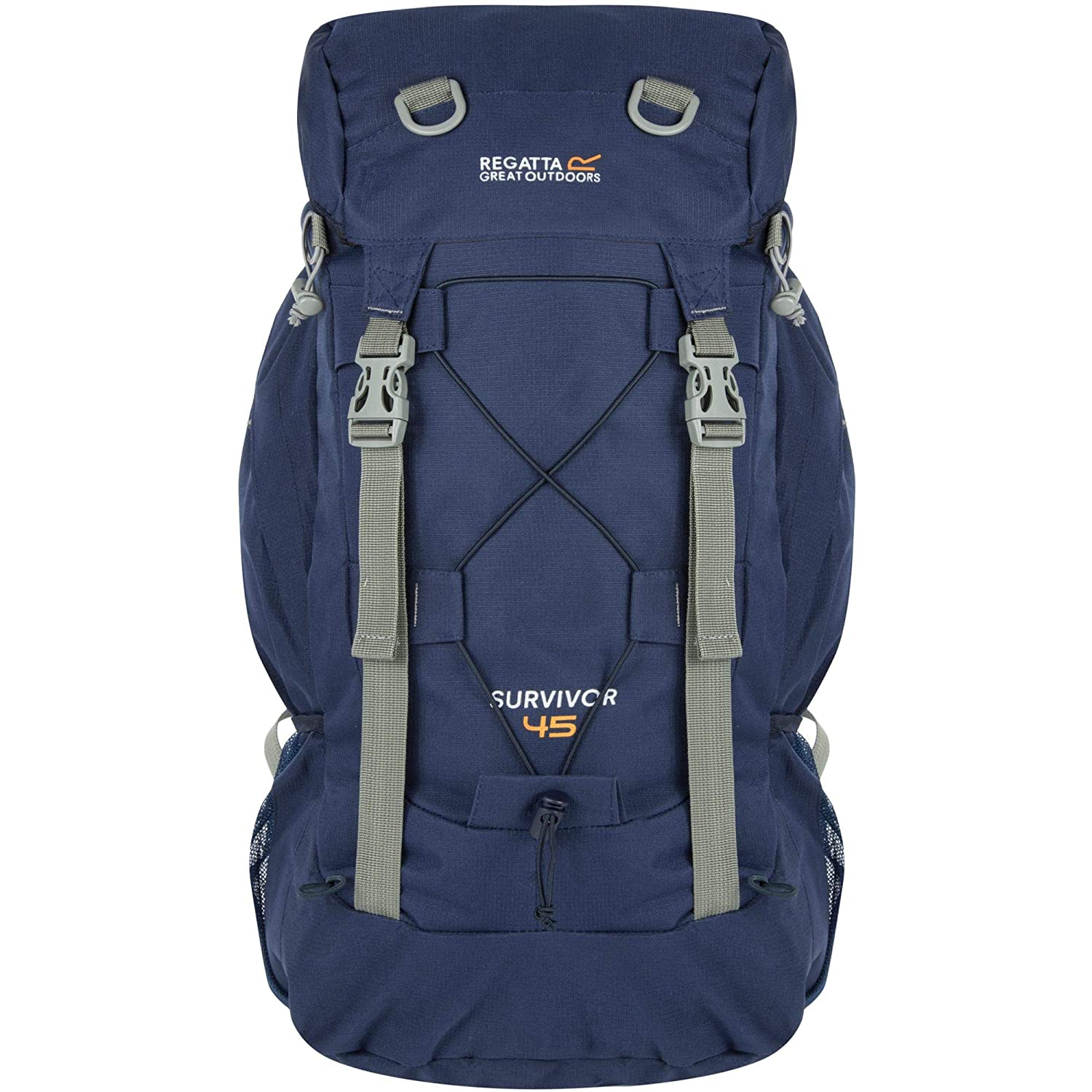 Regatta Survivor III Hardwearing Padded Camping and Hiking Sac /à Dos Homme