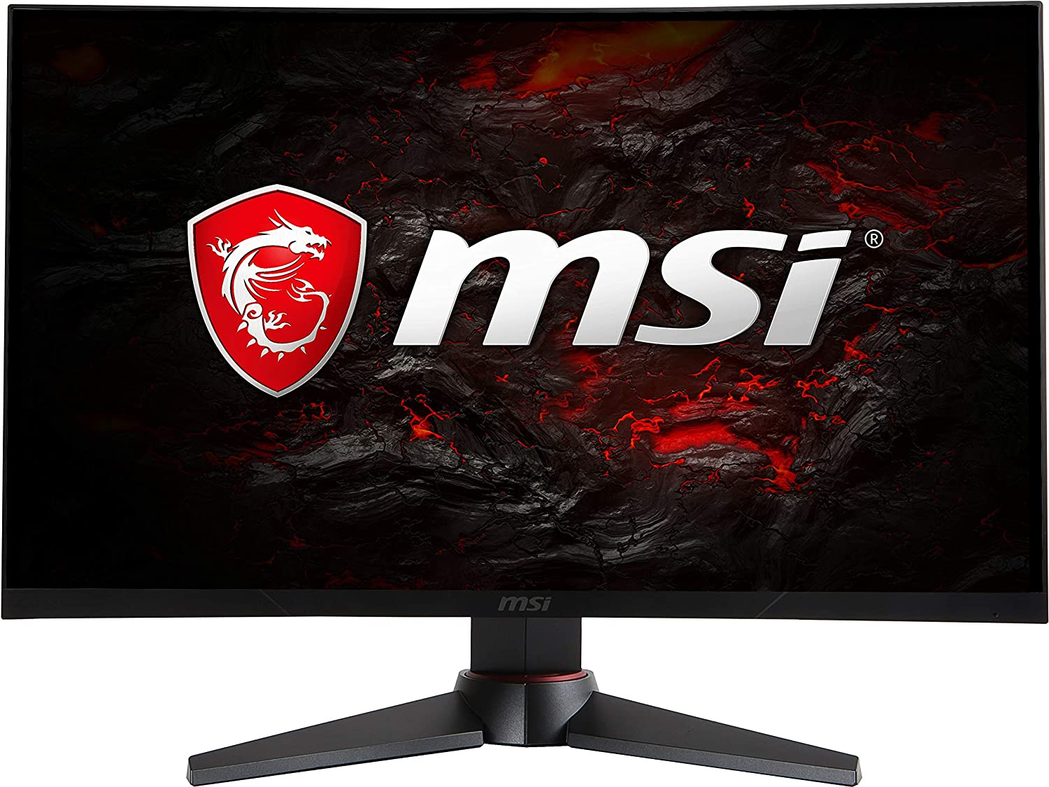 MSI Optix 24-Inch Screen Led-Lit Monitor (Optix MAG240VC)