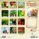 Farmers Almanac 2019 12 x 12 Inch Monthly Square
