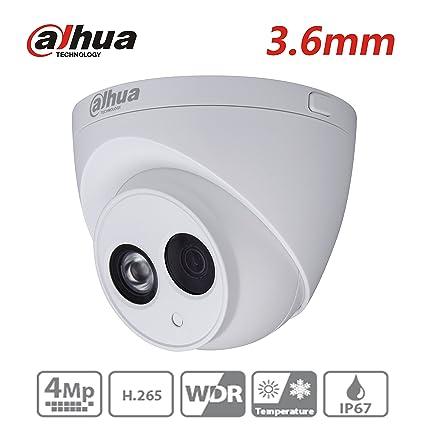 Buy Dahua IP Camera IPC-HDW4431C-A 3 6mm 4MP Full HD IR Mini