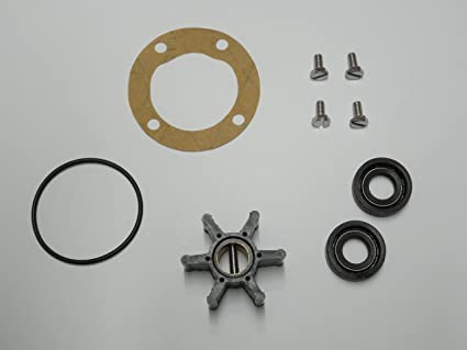 Impeller Repair Kit Replaces Westerbeke Generator 46622 Raw Water Pump