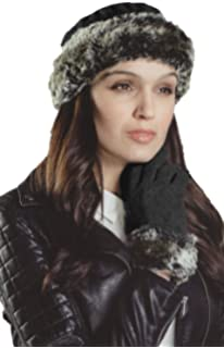 db05b8ec80b Socks Uwear New Ladies Faux Fur Chilton Crown Hat-Glove Thermal Winter Set