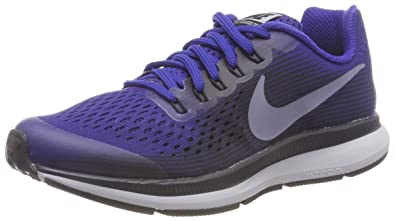 53e6f929e717 NIKE Boys  Zoom Pegasus 34 (Gs) Fitness Shoes  Amazon.co.uk  Shoes ...