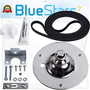 Ultra Durable 5303281153 & 134503600 Dryer Rear Bearing Kit Replacement Part by Blue Stars – Exact Fit For Frigidaire & Kenmore Dryers - Replaces PS459829 AP2142648 PS1148434 134163400