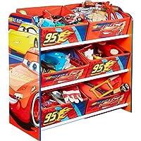 Disney Cars, box per la cameretta dei bambini