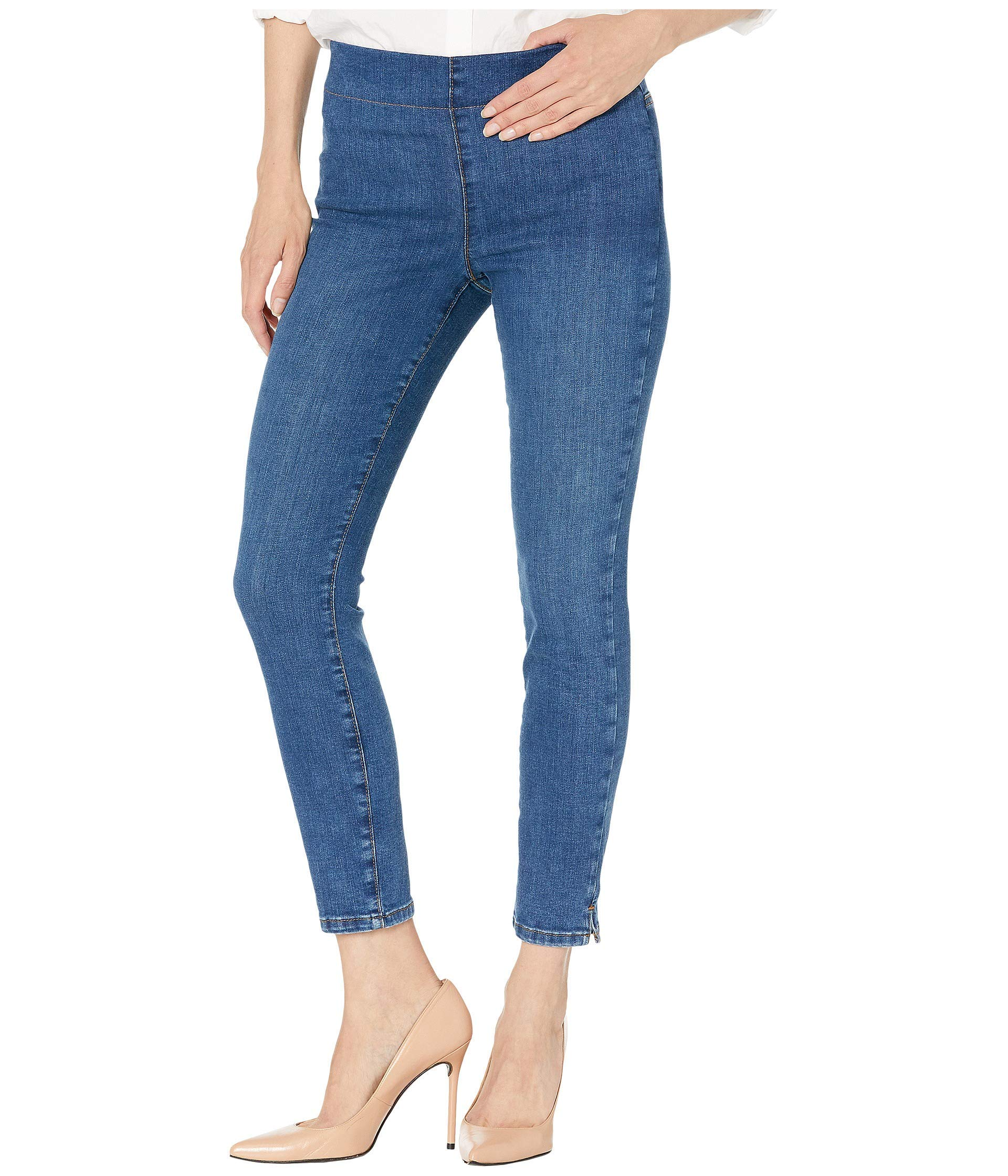 NYDJ Womens Uplift Alina Legging Jeans in Future Fit Denim