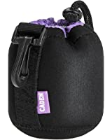 Peacechaos Thick Protective Neoprene Pouch Set for DSLR Camera Lens
