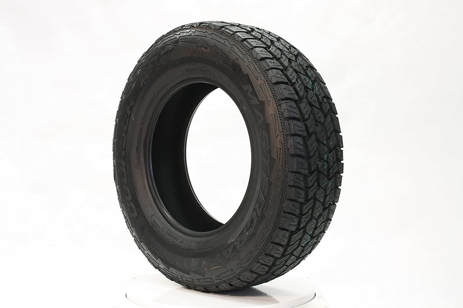 Mastercraft Courser AXT Radial Tire - 265/70R17 121R 90000005544