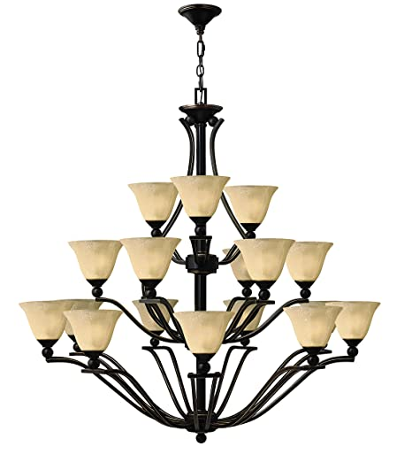 Amazon.com: Bolla 18 – Lámpara de techo de luz en níquel ...