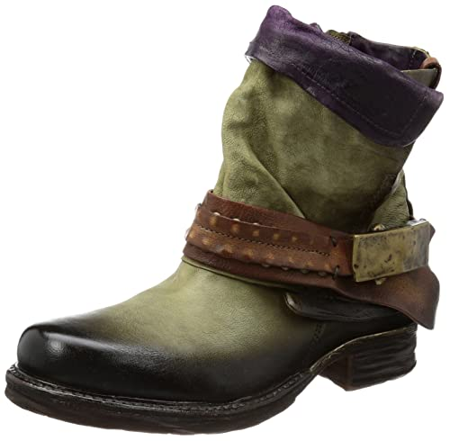the latest e9e99 2759f Airstep Damen 717207 Stiefel & Stiefeletten