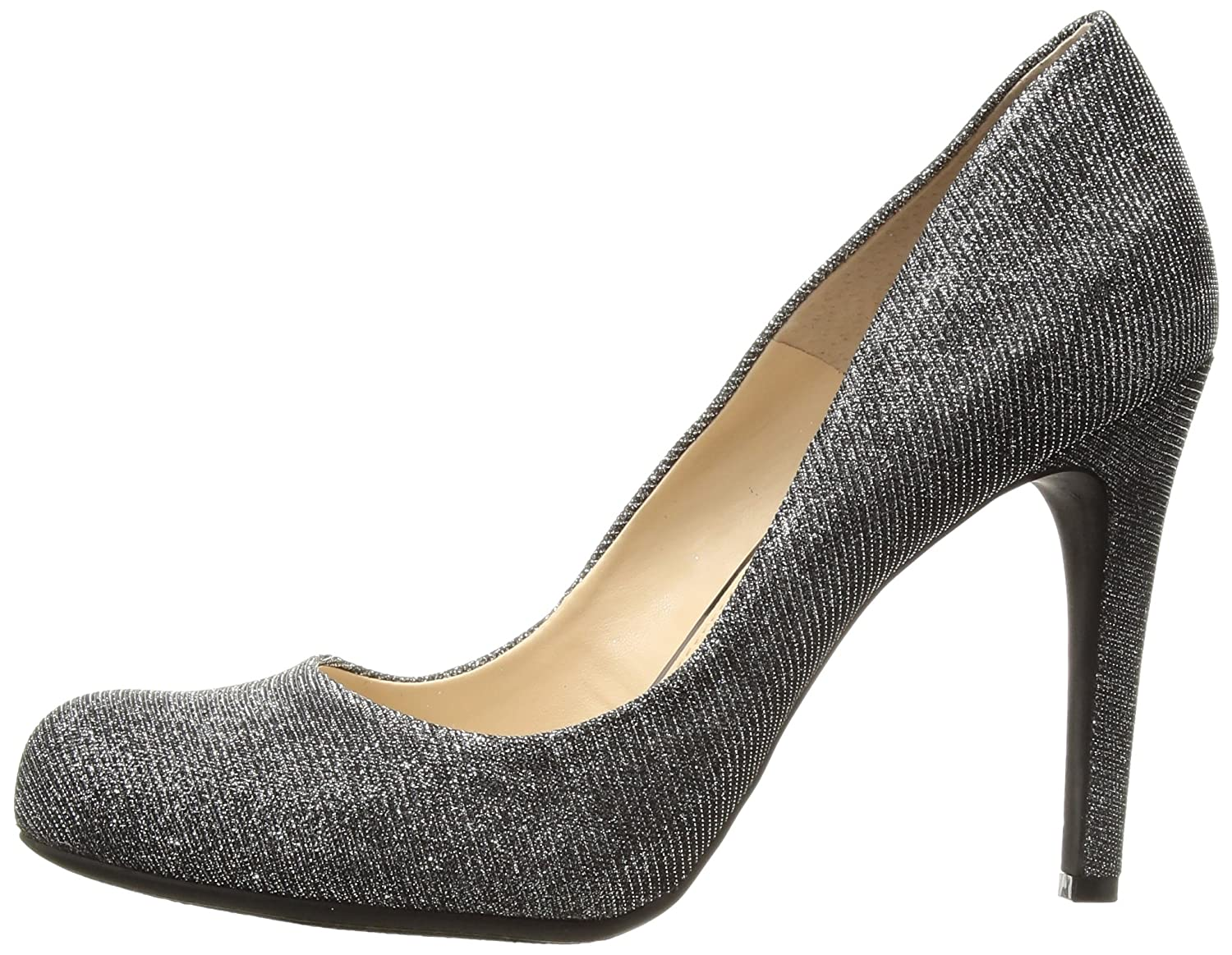 Jessica Simpson Women's Calie Dress Pump B075H6NPN3 5 B(M) US|Pewter Multi