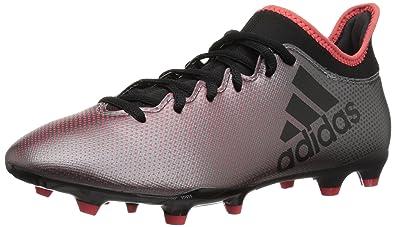 quality design bc291 2571e adidas Men's X 17.3 FG Soccer Shoe,tactile gold/core black/solar red,13.5 M  US