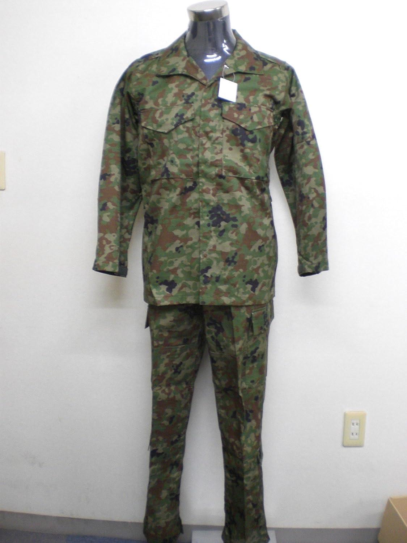 陸上自衛隊V/C迷彩作業服 サイズ4A 官品仕様 B077XT64DN