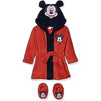 Disney Mickey Mouse Head Bata para Bebés