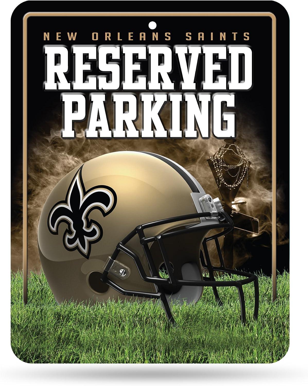 NFL Alta resoluci/ón Metal se/ñal de Prohibido aparcar