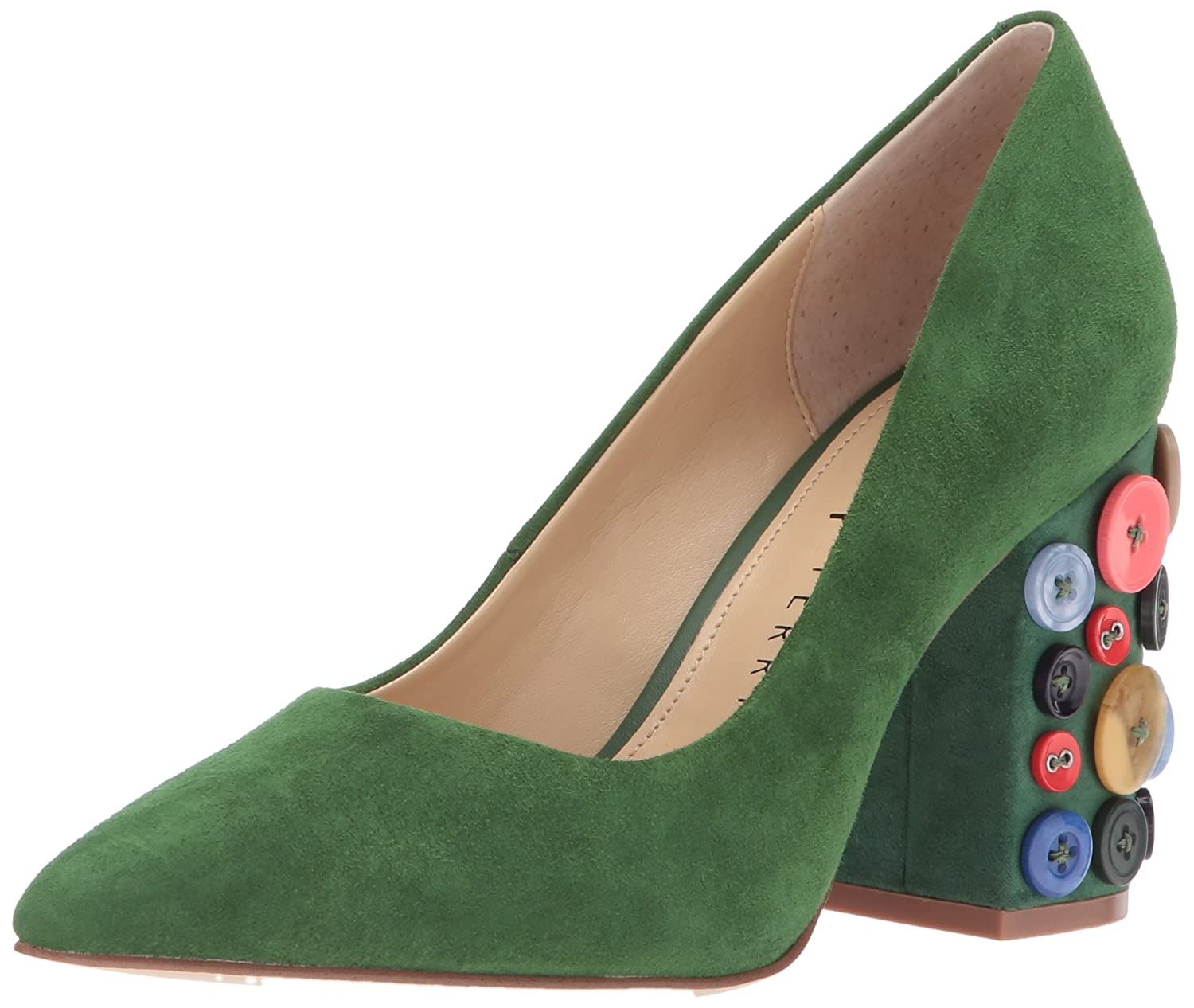 Katy Perry Women's The Anjelica Pump B06XD7GMH7 6 B(M) US|Grass