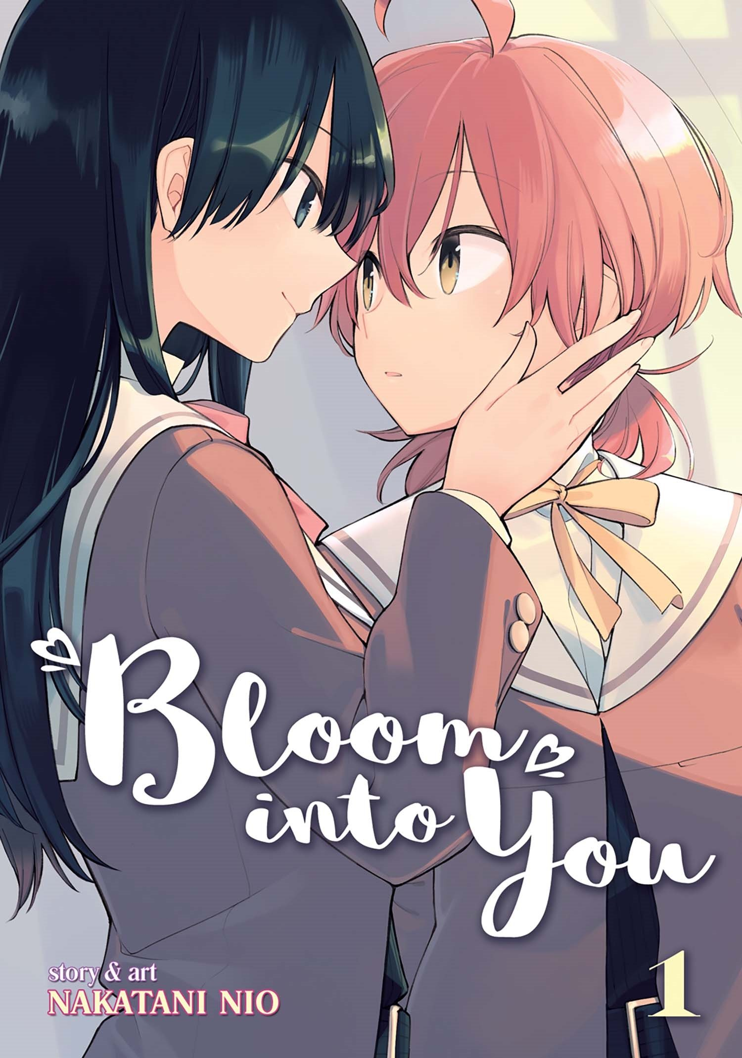 Bloom into You Vol. 1 (Bloom into You, 1): Nio, Nakatani: 9781626923539:  Amazon.com: Books
