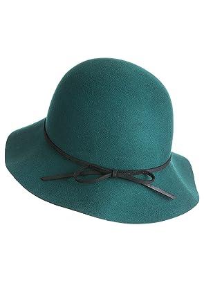 e886937b72812 Goorin Bros. Women's Mrs. Blanc Wool Felt Cloche Hat at Amazon ...