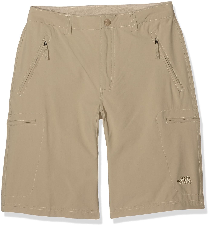 nowy koncept jakość szczegółowe zdjęcia THE NORTH FACE Men's Trekker Shorts-Dune Beige, Regular, 30