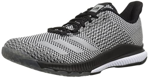 adidas Damen Crazyflight Bounce 2, Schwarz/Silber/Metallic ...