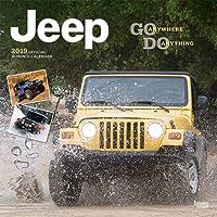 Jeep Official 2019 Calendar