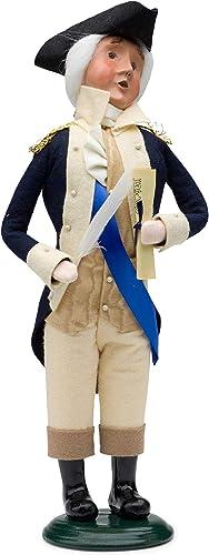 General George Washington Caroler