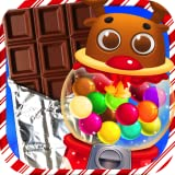 Chocolate Christmas Candy & Bubble Gum - Kids Holiday Xmas Dessert Maker Games