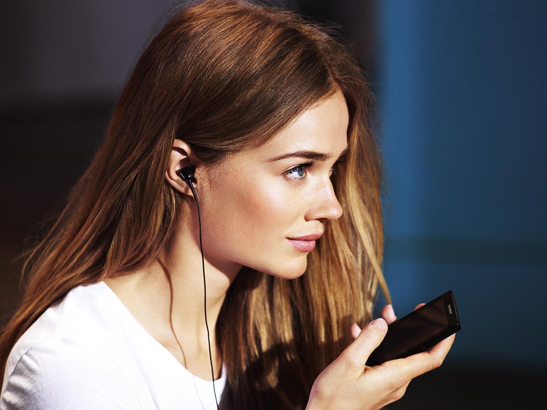 Sony XBAC10B In-Ohr-Kopfh/örer mit Balance Armature schwarz