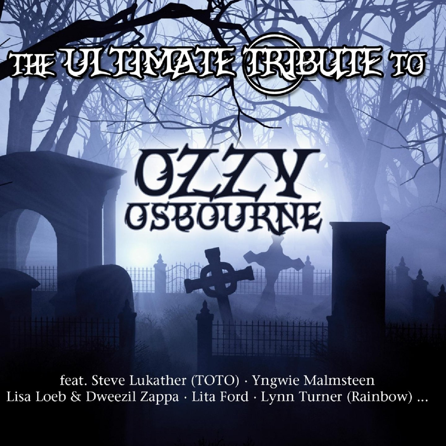 Ozzy Osbourne, Tribute To by zyx/gcr
