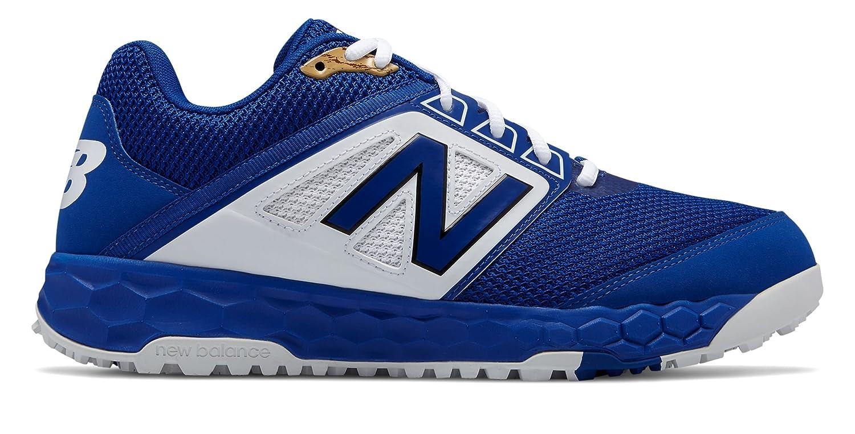 [New Balance(ニューバランス)] 靴シューズ メンズ野球 3000v4 Turf Royal Blue with White ロイヤル ブルー ホワイト US 7 (25cm) B07FRX8J12