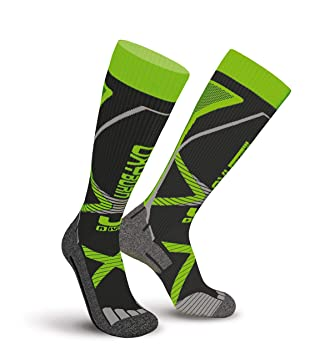Oxyburn Crossfit No Pain No Gain Kneehigh Energizer Calcetines, Hombre: Amazon.es: Deportes y aire libre