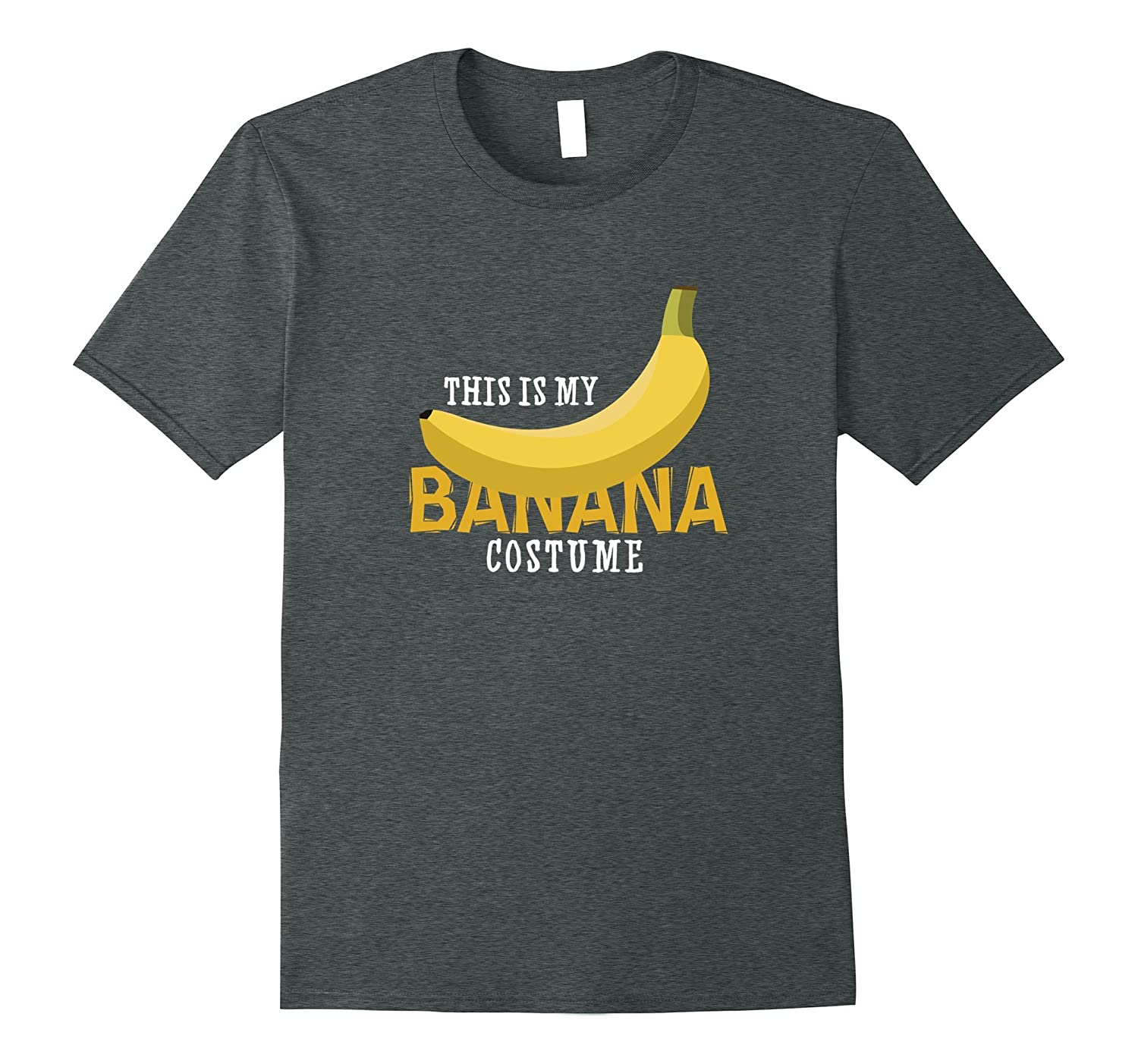 This Is My Banana Costume - Easy Halloween Costume Shirt-ANZ  sc 1 st  Anztshirt & This Is My Banana Costume - Easy Halloween Costume Shirt-ANZ - Anztshirt