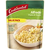 CONTINENTAL Pasta & Sauce (Value/Family Pack) | Alfredo, 145g