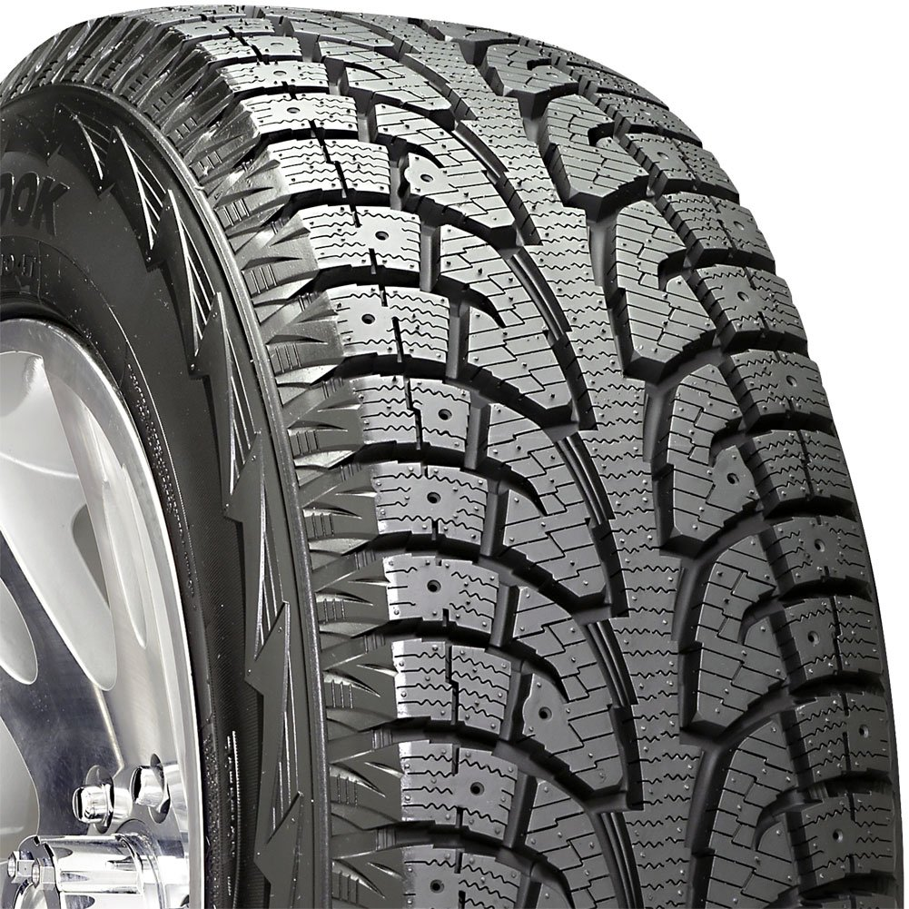 Hankook iPike RW11 Eco-Friendly Winter Tire - 235/60R18  107T