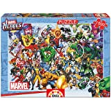 Educa  15193 1000 - Marvel Heroes Collage